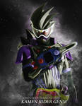 Kamen Rider Genm Climax Fighters Style