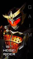 Kamen Rider Gaim Smart Phone wallpaper
