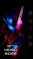 Kamen Rider Build Smart Phone wallpaper