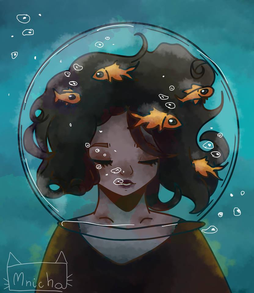 Fishy Fish by xXKannaChanXx
