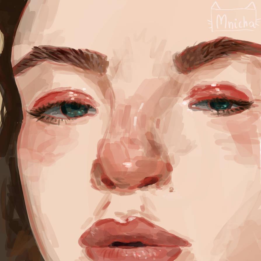 Girl In Pinks by xXKannaChanXx