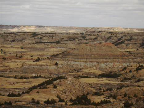 Montana -- The Painted Canyon (1 of 4)