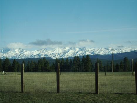 Washington State -- Mountain Pass (1 of 3)