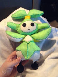 Plushie Wind-up Sylph by Kharybdis01