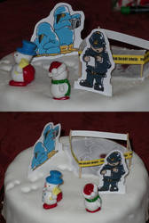 Best Christmas Cake Ever? by olafpriol