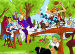 One Piece- A Mad Tea Party