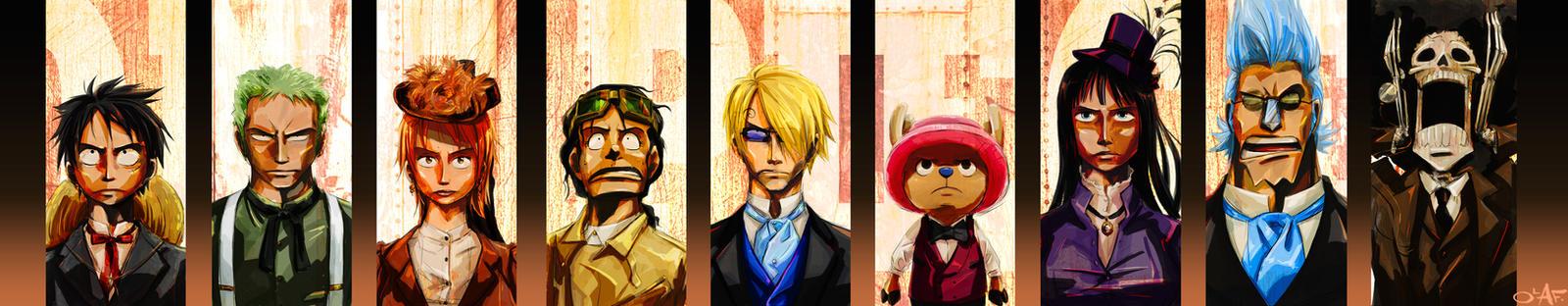 One Piece- Class by olafpriol
