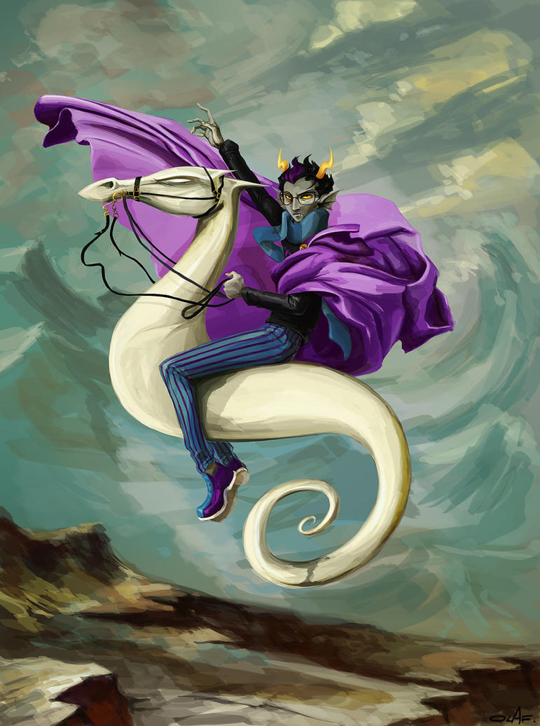 Trade- Eridan by olafpriol