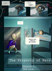 TPoH: The Hook. 1 by olafpriol