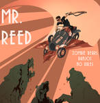 Steam Powered Giraffe- Mr. Reed