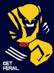 Wolverine Cutout
