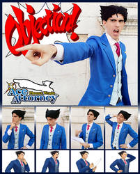 Phoenix Wright Cosplay Reactions