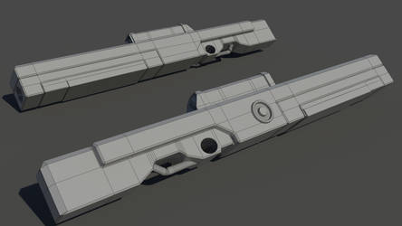 Laser Rifle (2 of 2) by Jguidac