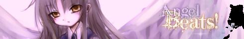 Angel Beats! simple signature by Halfi-chan