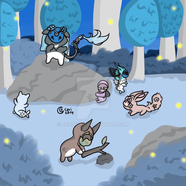 [Never] Guild Membership ~Pythia