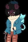 [Giftart] Scruff and Tea