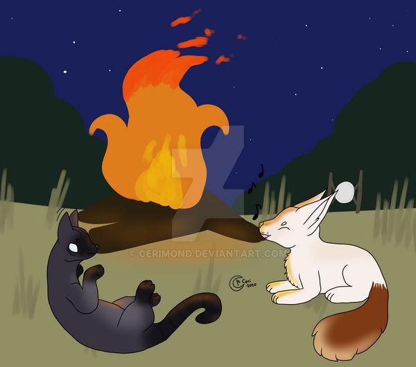 [Merakis] Beltane Bonfire ~ 2020
