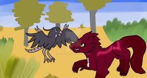 [Ketucari] Chicken Fight