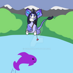 [Griffia] Fishing Trial - Sidhe