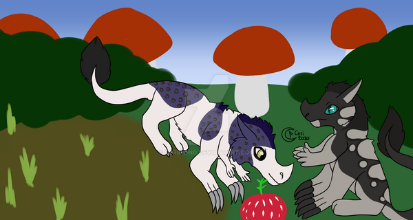[Xiunus] Forage with Strangers Among Mushrooms