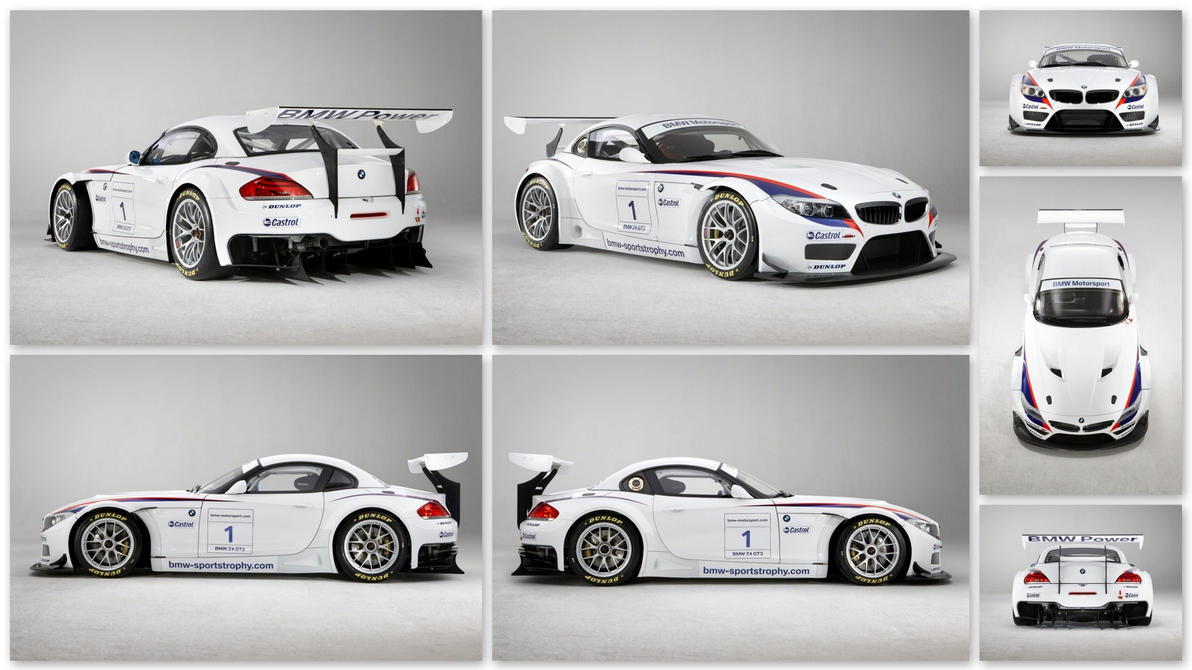 bmw z4 gt3 wallpapers - photo #25