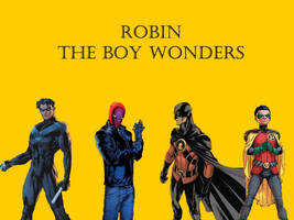 Robins by hpWiz