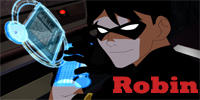 Young Justice Robin