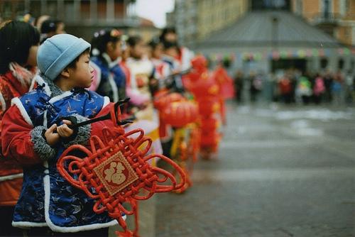 capodanno cinese by mrmillino