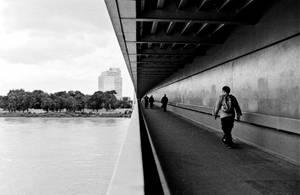 Across the bridge by jozefmician
