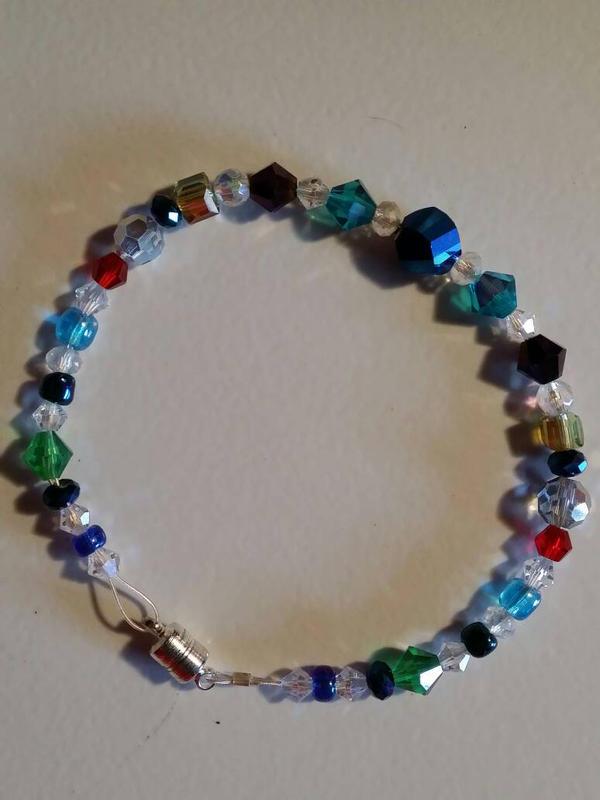 handmade bracelet by monac66