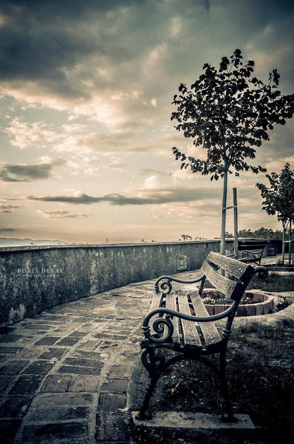 take a seat by borisdelac