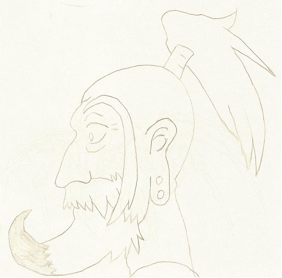 Old Man. New Tricks by hishou