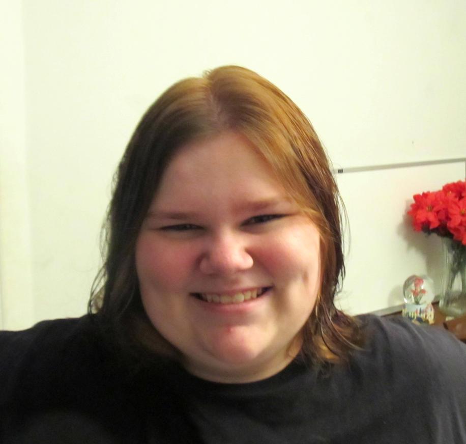 New Hair - OMFG I HAS ORANGE HAIR!! by Katie-Kimii
