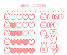 FREE Mini Icons :: chibi bunnies
