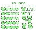 Mini Icon Frogy edition: FREE