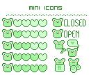 Mini Icon Frogy edition: FREE by MisakiHanako