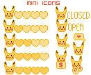 mini icons pika edition FREE!