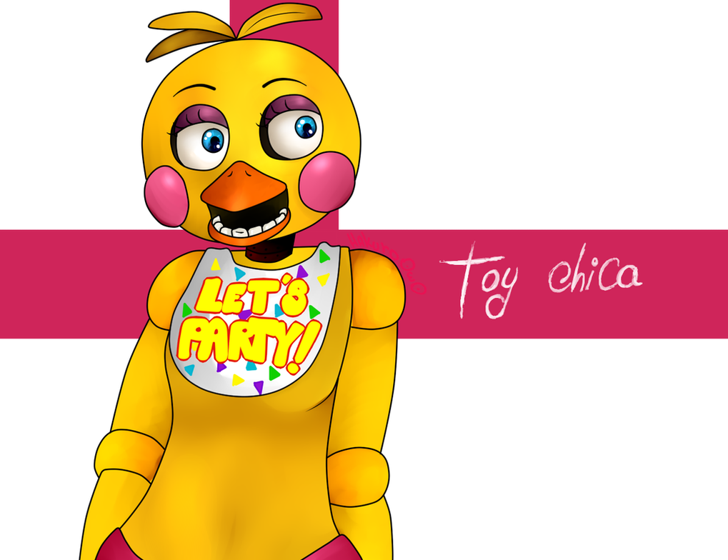 Toy chica fnaf 2 by akira chibi on deviantart