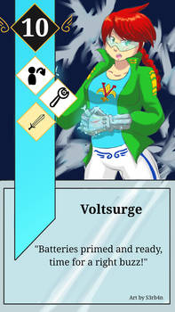 [TCG] Voltsurge