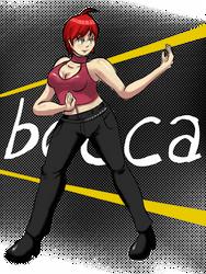 Becca!