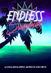 Endless Summer Artbook by S3rb4n