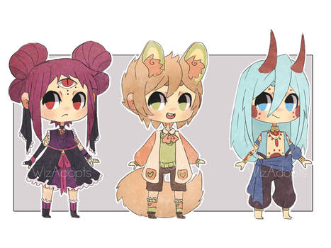 Price reduced! Fixed Price Adopt Batch [OPEN] 1/3