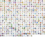 All Pokemon With Names