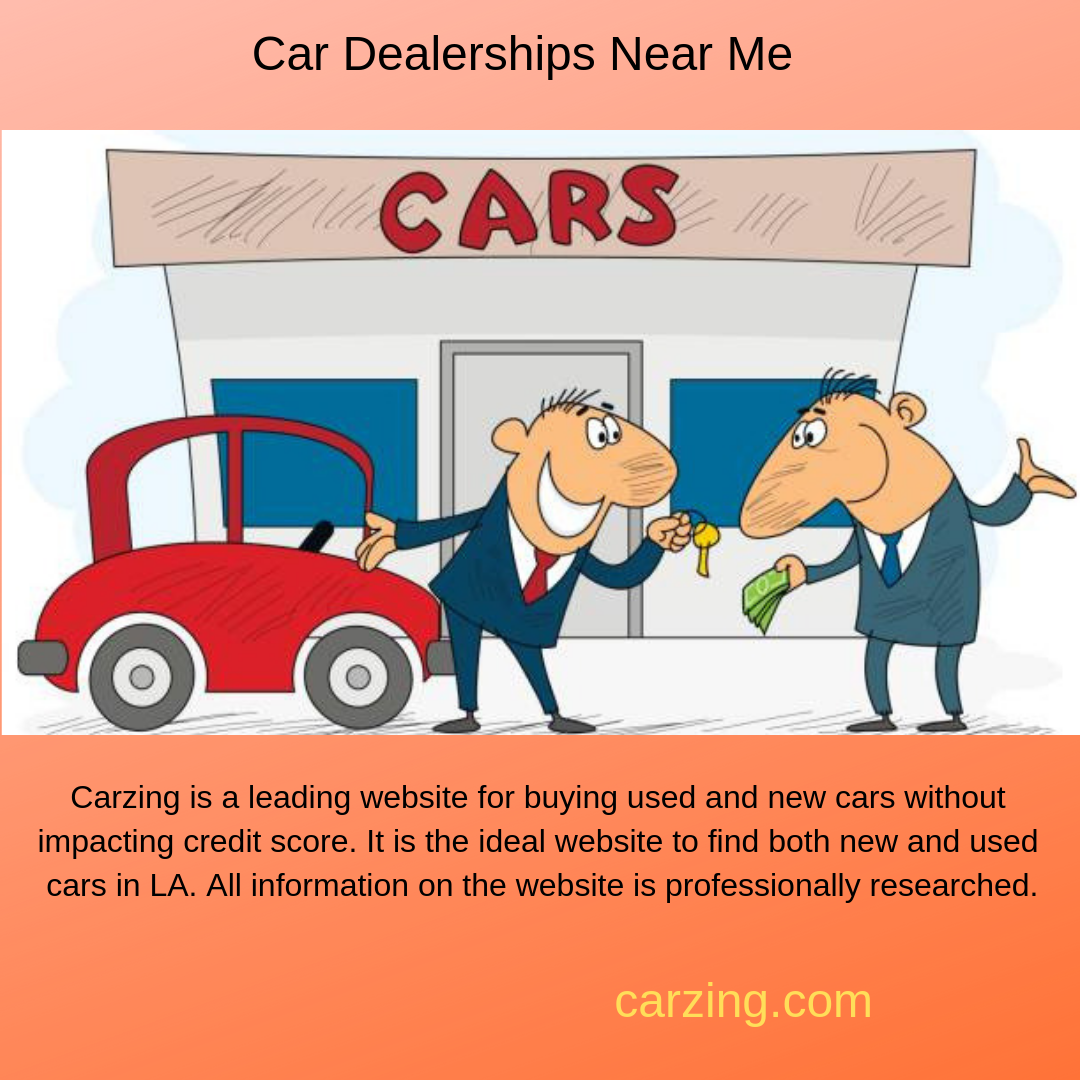 Car Dealerships Near Me By Prettysemp35 On DeviantArt