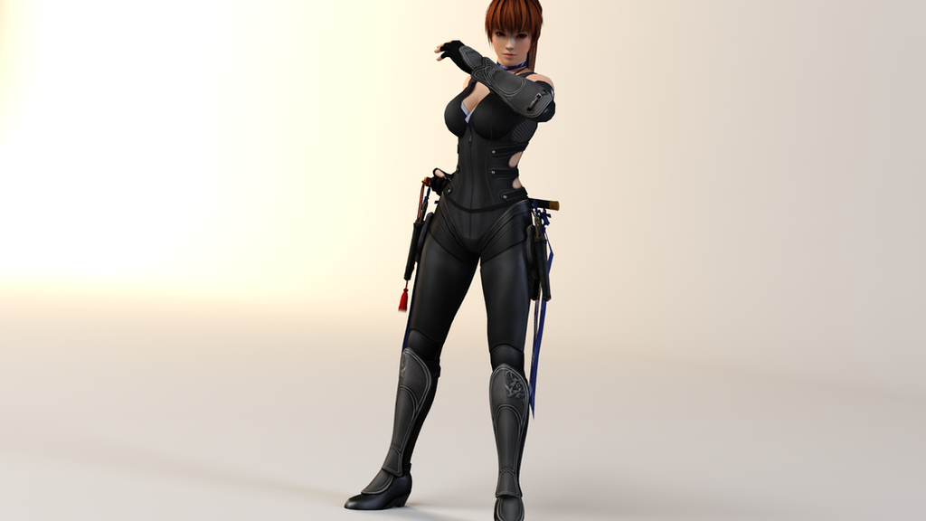 Kasumi Week One by CeCeFever
