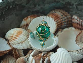 Ocean gift by LuckyTraveller