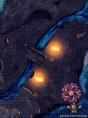 Altar Battle Map by VonOMap
