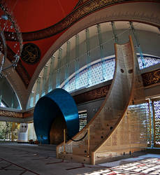 Sakirin Mosque by LordXar