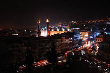 Bursa Night by LordXar