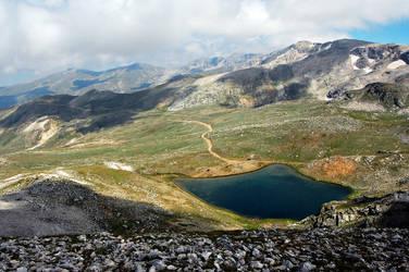 Kilimli Lake by LordXar